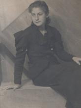 Gloria Fuertes | Poeta y escritora | Madrid 1917-1998 | Centenario Gloria Fuertes | #gloriafuertes100 | La poeta en los años 30