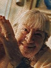Gloria Fuertes | Poeta y escritora | Madrid 1917-1998 | Posterizada en mosaico
