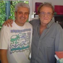 Joaquín Lera y Luis Eduardo Aute
