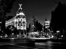 La noche de Madrid