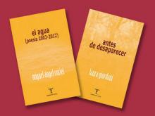 Los dos primeros títulos de Ediciones Tigres de Papel
