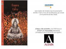 Presentación de Viajero al curry de Luis Mazarrasa