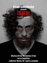 Solo | Diego Lebedinsky