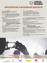 V Foro de Industrias Culturales | Apocalípticos o integrados digitales